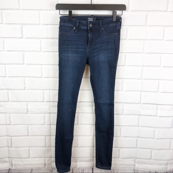 Abercrombie & Fitch Denim - Abercrombie &Fitch | Harper Low rise jean legging